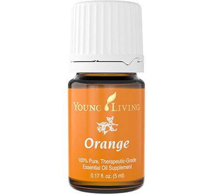 Ulei esențial Orange
