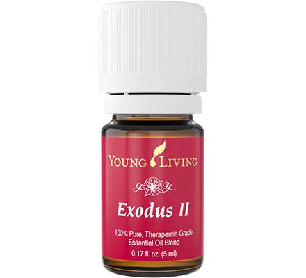 Exodus II Blend