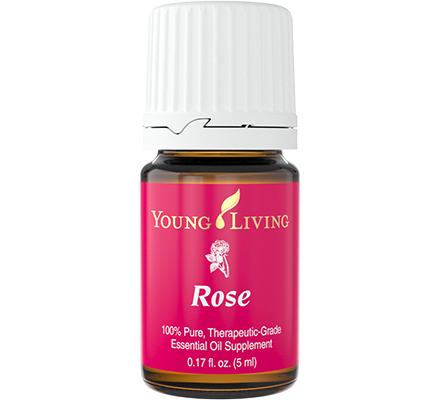 Uleiul esențial Rose